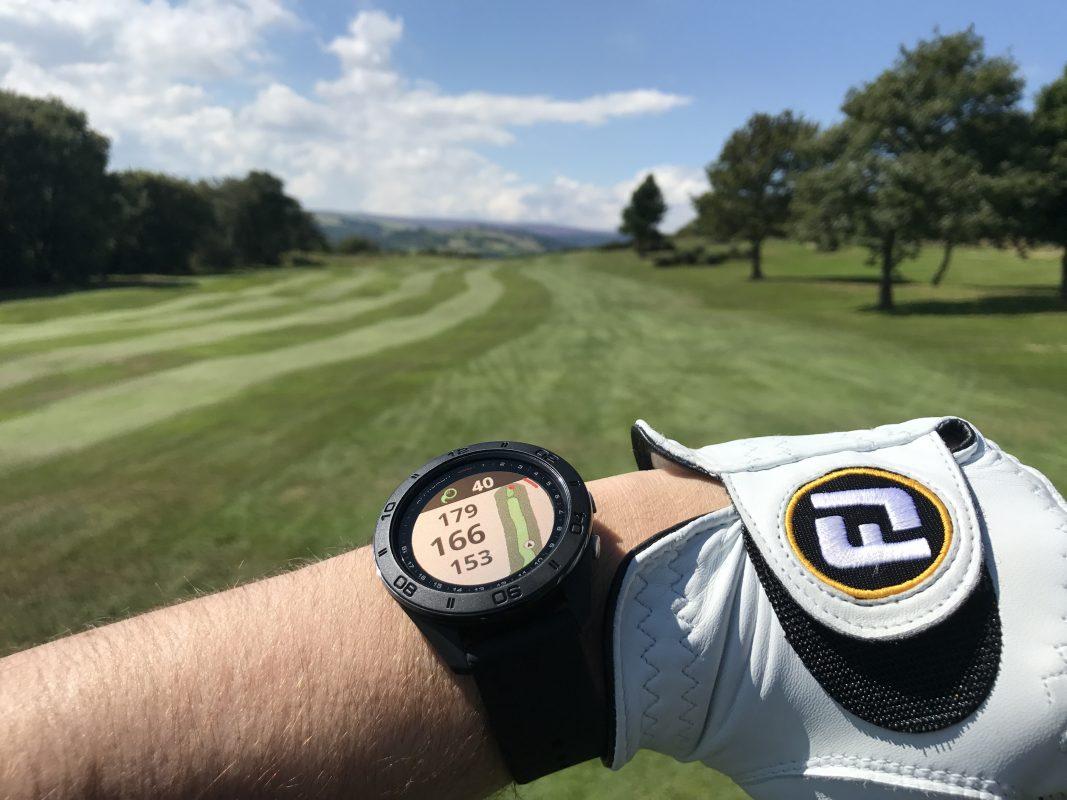 garmin s60 golfer